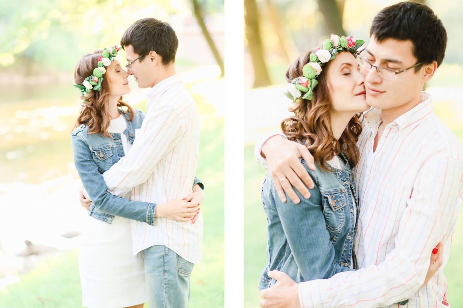 Романтическая фотосессия для двоих в Спб